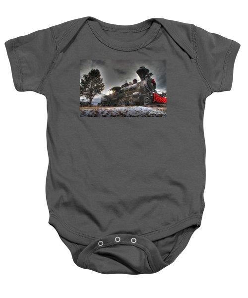 1880 Train Baby Onesie