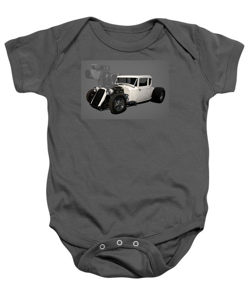 1930 Ford Hot Rod Baby Onesie