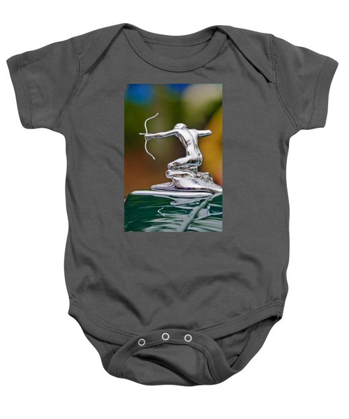 1935 Pierce-arrow 845 Coupe Hood Ornament Baby Onesie
