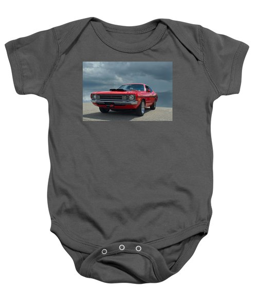1972 Dodge Demon Baby Onesie