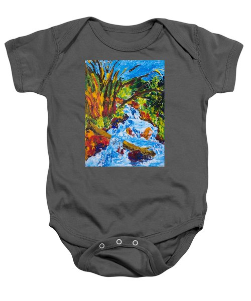 Burch Creek Baby Onesie