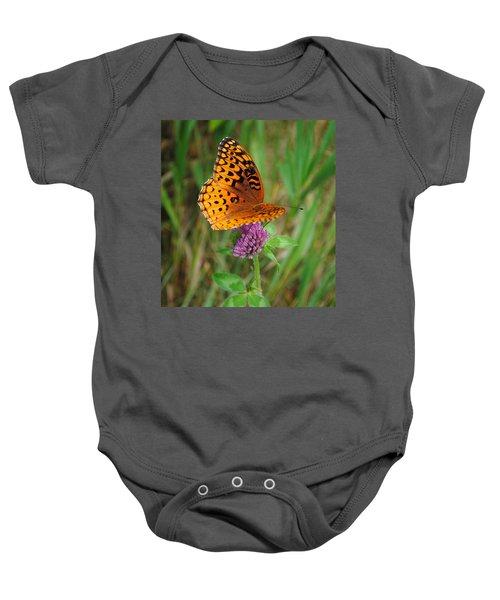 Butterfly Baby Onesie
