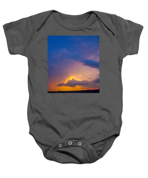 Our First Kewl T-boomers 2010 Baby Onesie