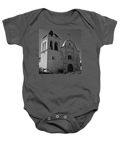 San Carlos Cathedral Baby Onesie