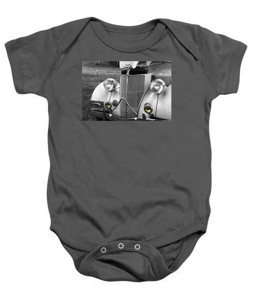 '36 Ford Coupe Baby Onesie