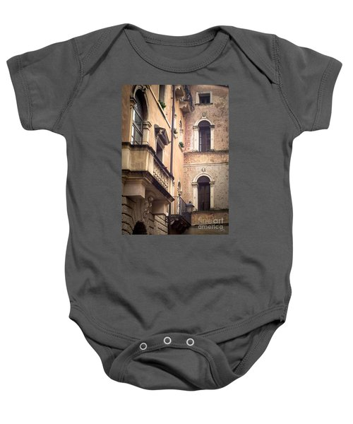 A Corner Of Vicenza Italy Baby Onesie