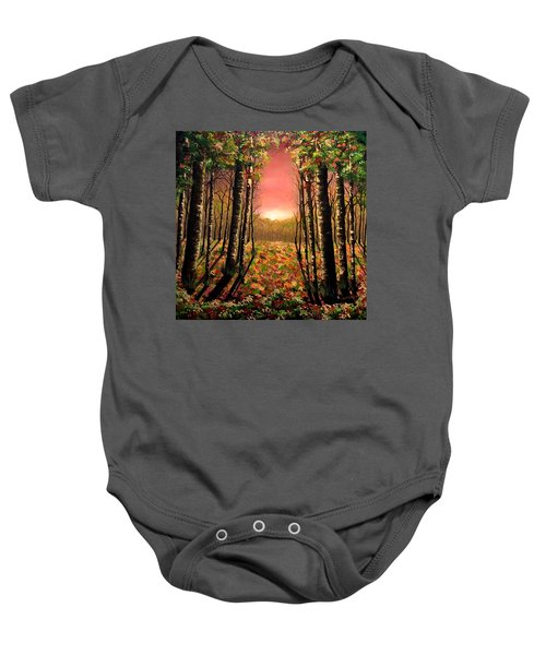 A Kiss Of Life Baby Onesie