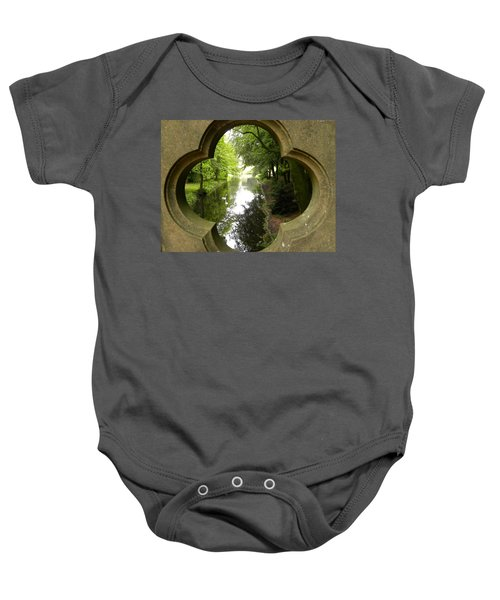 A Magical Place Baby Onesie