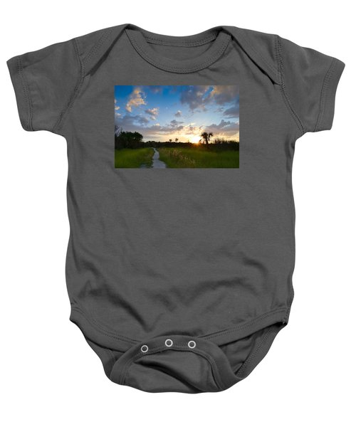 A Walk With You... Baby Onesie