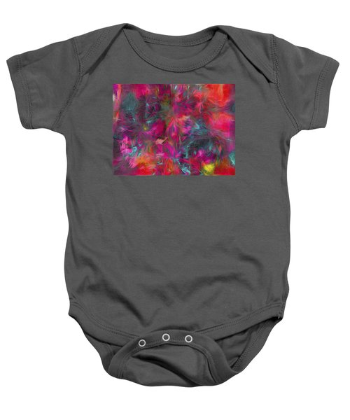 Abstract Artwork 06 Baby Onesie