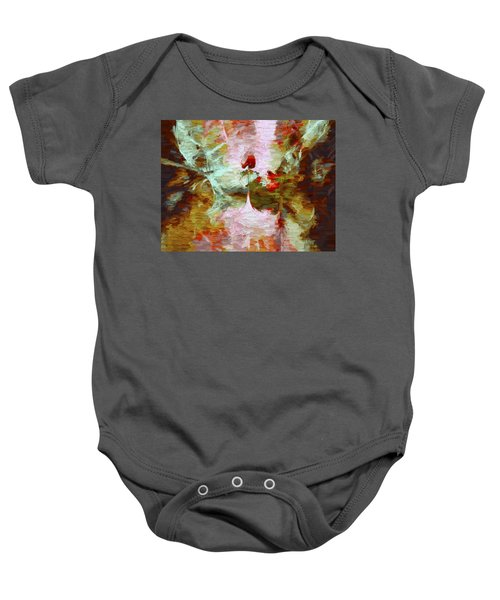 Abstract Artwork 07 Baby Onesie