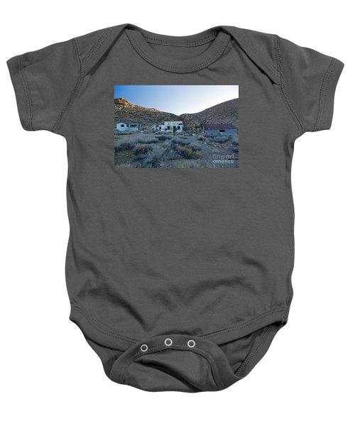 Aguereberry Camp Death Valley National Park Baby Onesie