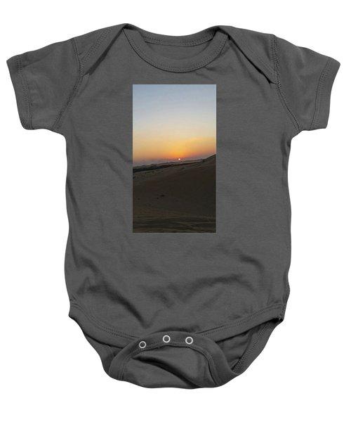 Al Ain Desert 20 Baby Onesie