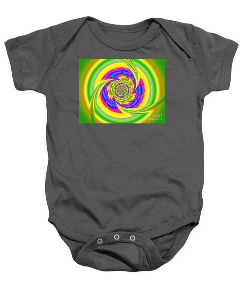 All The Colours Baby Onesie