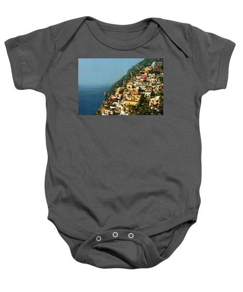 Amalfi Coast Hillside II Baby Onesie