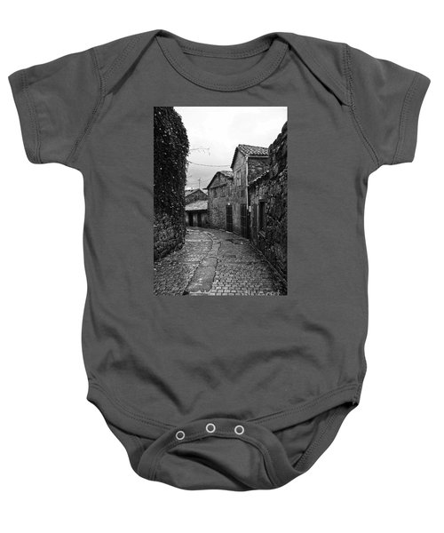 Ancient Street In Tui Bw Baby Onesie