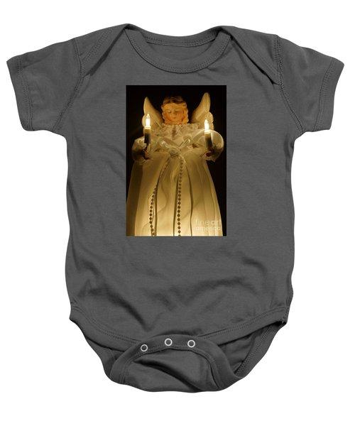 Angel Divine Baby Onesie