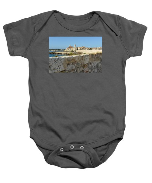 Antibes France Baby Onesie