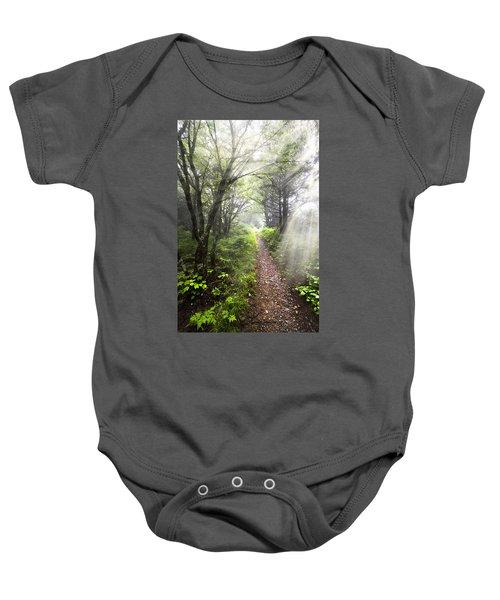 Appalachian Trail Baby Onesie