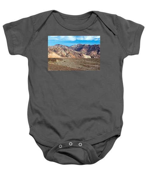 Artist Drive Death Valley National Park Baby Onesie
