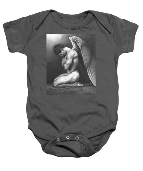 At Peace Baby Onesie