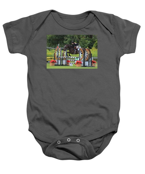 At-su-jumper100 Baby Onesie