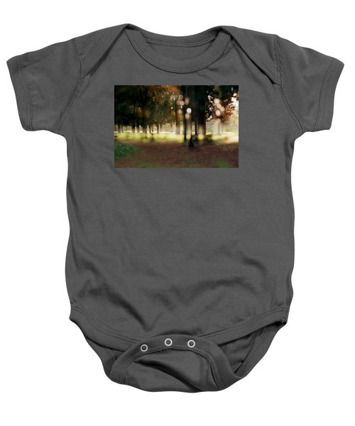 At The Yarkon Park Tel Aviv Baby Onesie
