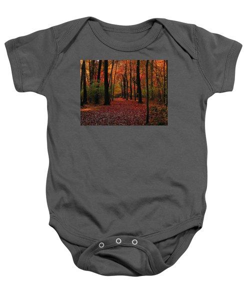 Autumn IIi Baby Onesie