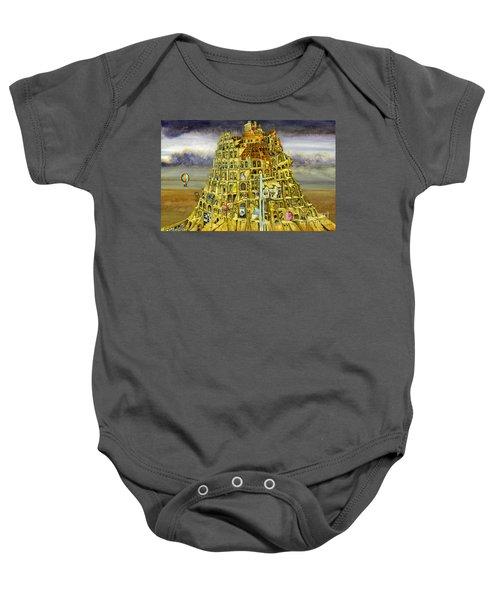 Babel Baby Onesie