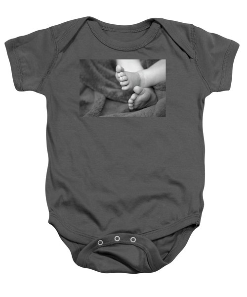 Baby Feet Baby Onesie