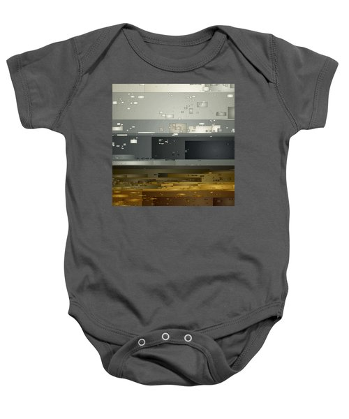 Bad Weather Baby Onesie