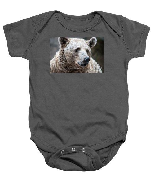 Bear Necessities Baby Onesie