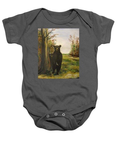 Bear Necessity Baby Onesie