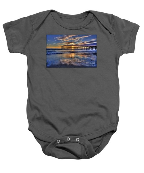 Beautiful Cayucos Baby Onesie