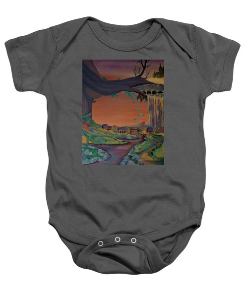 Behold The Seed Baby Onesie