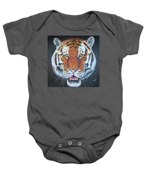 Bengal Tiger Baby Onesie