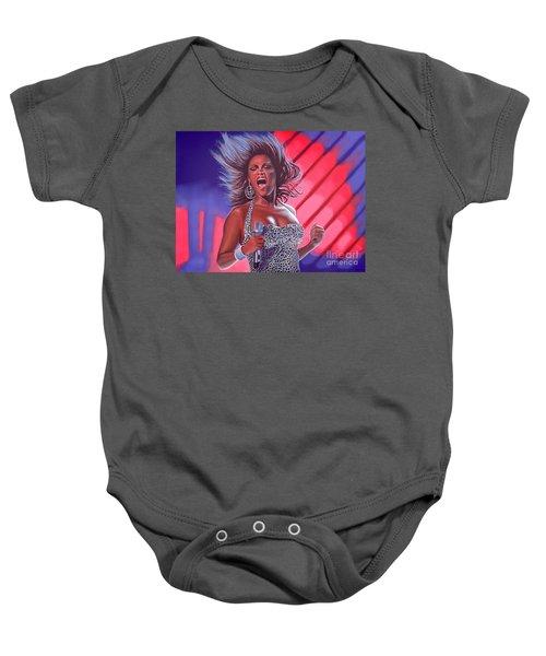Beyonce Baby Onesie