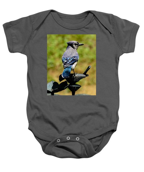 Bird On A Bird Baby Onesie