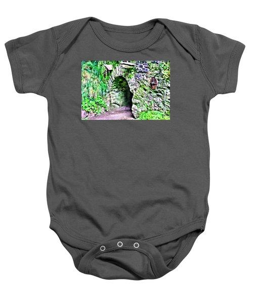 Blarney Cave Baby Onesie