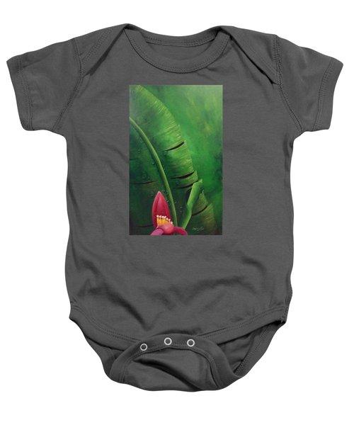 Blooming Banana Baby Onesie