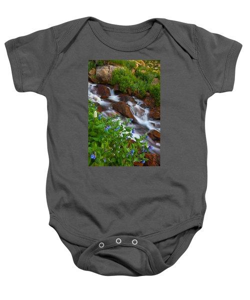 Bluebell Creek Baby Onesie