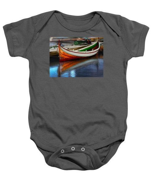 Boat Baby Onesie