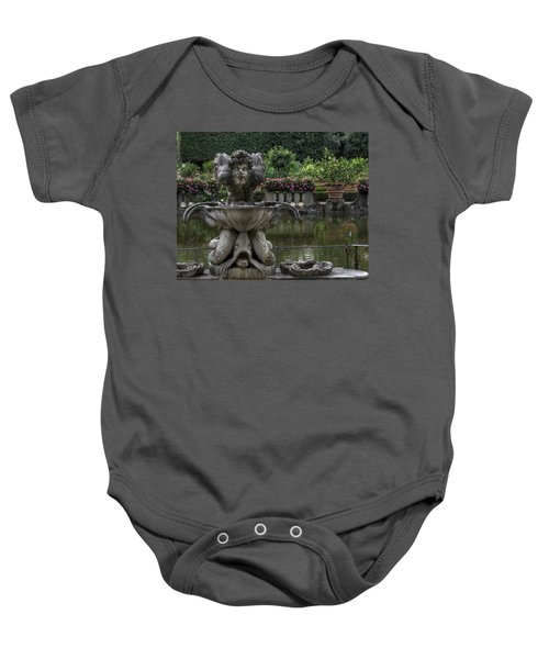 Boboli Fountain Baby Onesie