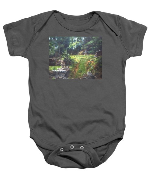 Bouts Of Fantasy Baby Onesie