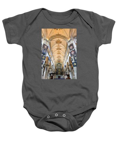Breda Cathedral Baby Onesie