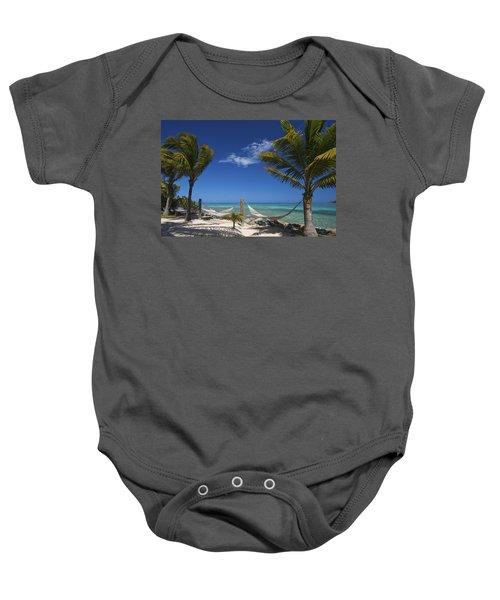 Breezy Island Life Baby Onesie