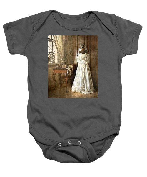 Bridal Trousseau Baby Onesie