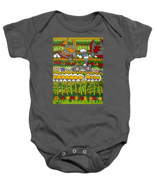 Busted Baby Onesie