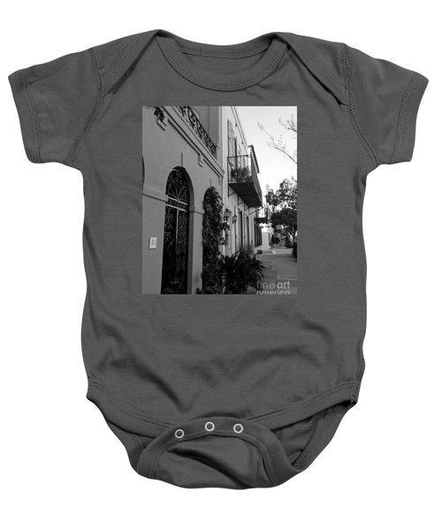 Charleston Baby Onesie