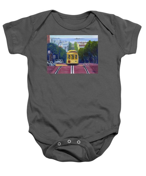 Cable Car Baby Onesie